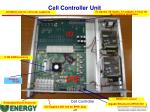 cell controller unit