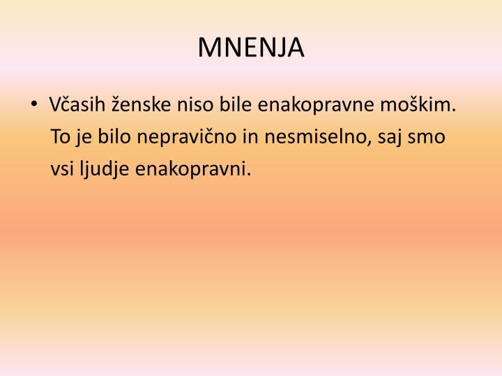 MNENJA