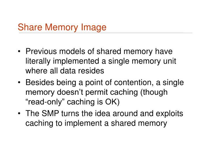 Share Memory Image