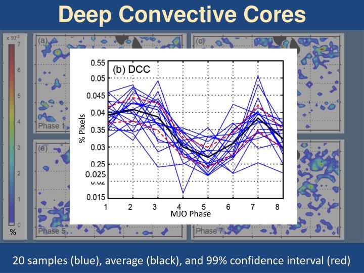 Deep Convective Cores