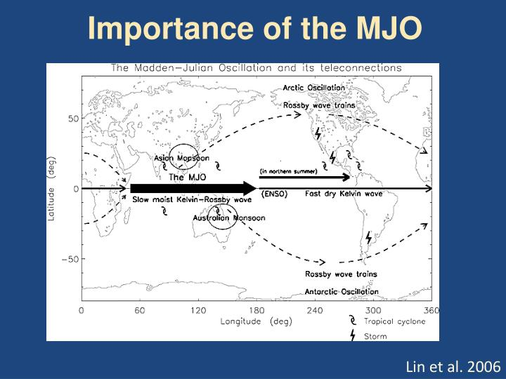 Importance of the MJO