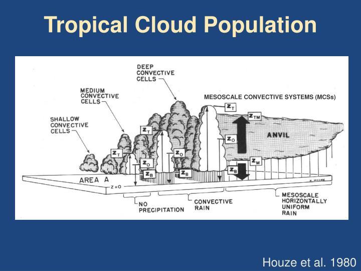 Tropical Cloud Population