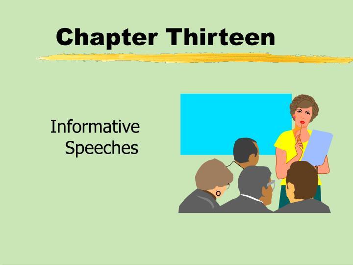 informative speech on tourette