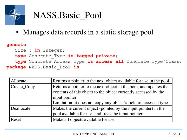 NASS.Basic_Pool