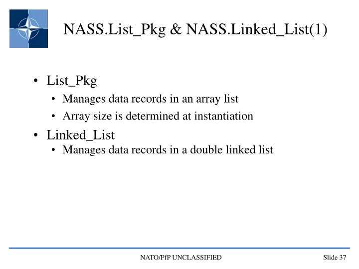 NASS.List_Pkg & NASS.Linked_List(1)