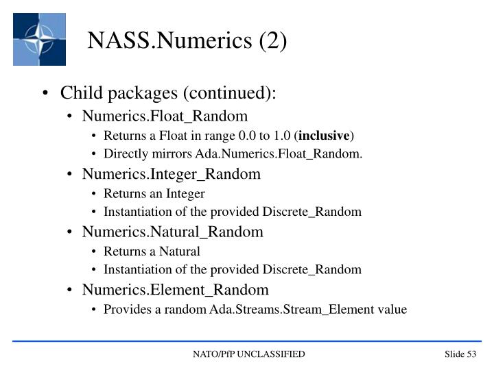 NASS.Numerics (2)