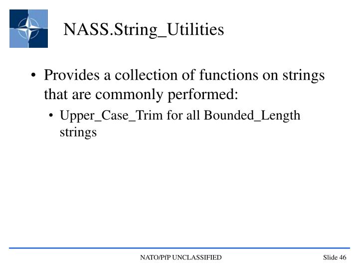 NASS.String_Utilities