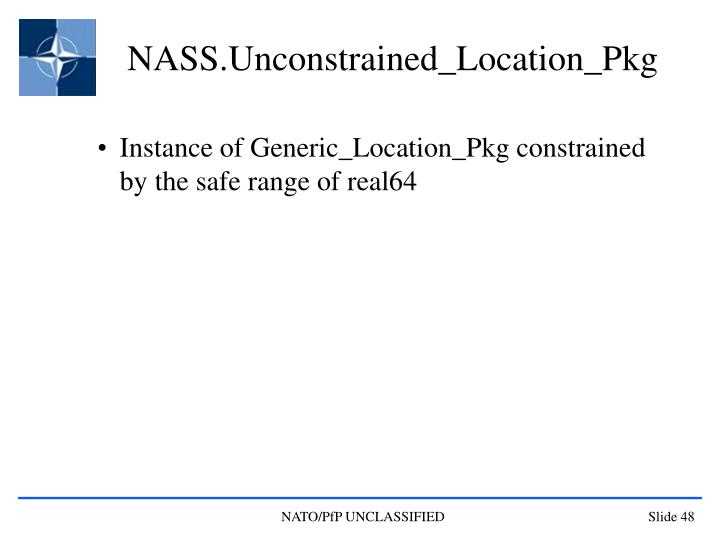 NASS.Unconstrained_Location_Pkg
