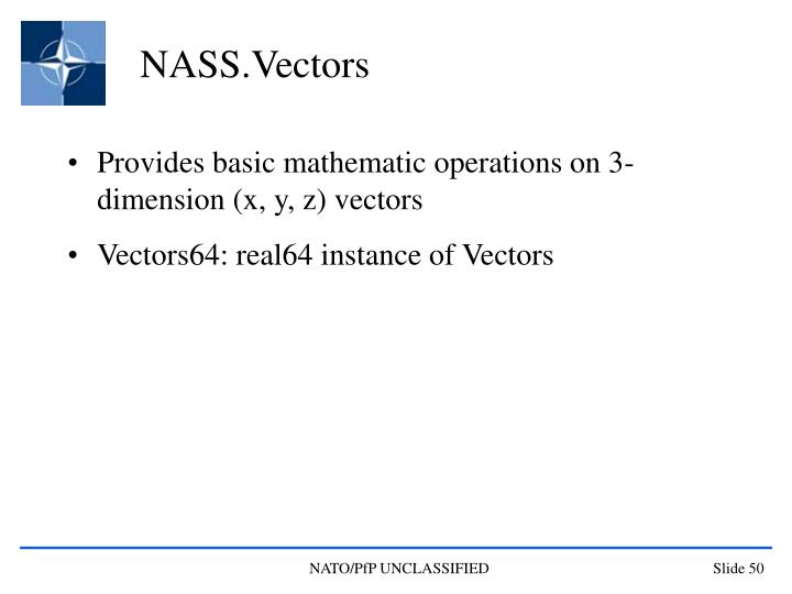 NASS.Vectors