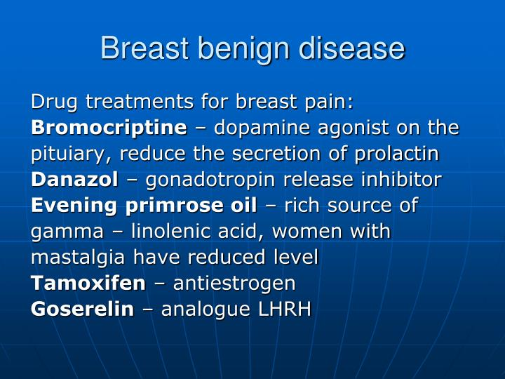 Breast benign disease