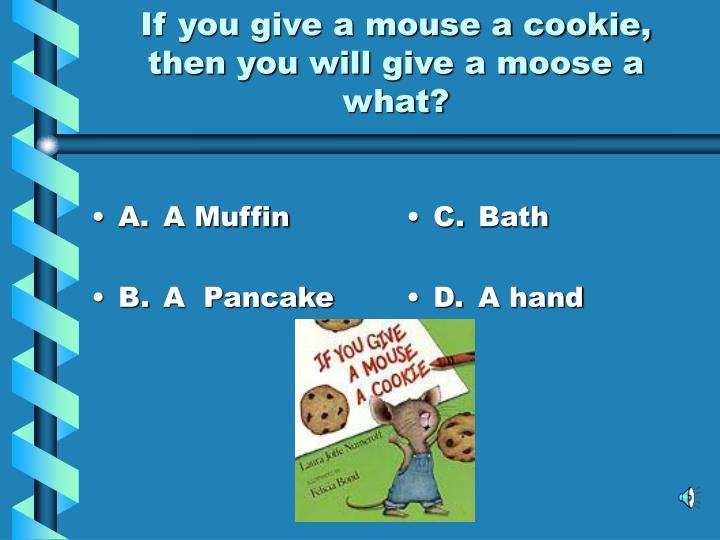 A.A Muffin