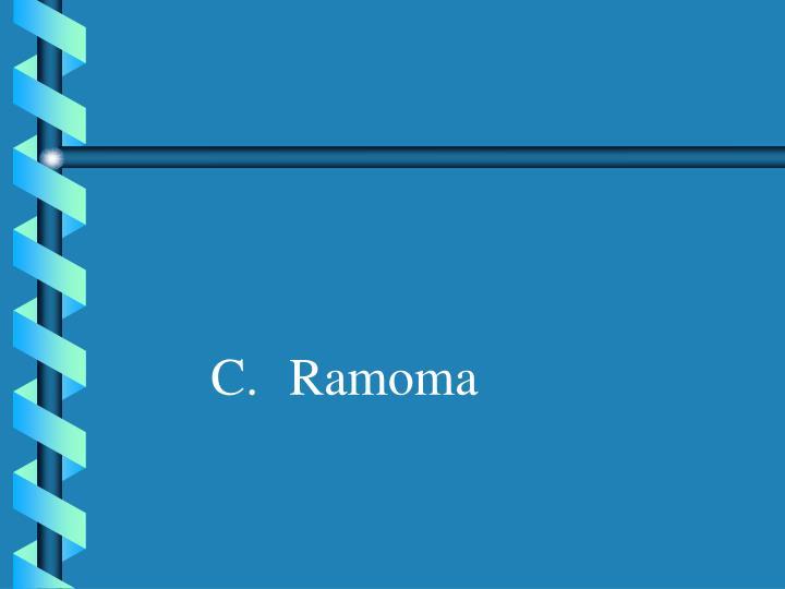 C.Ramoma