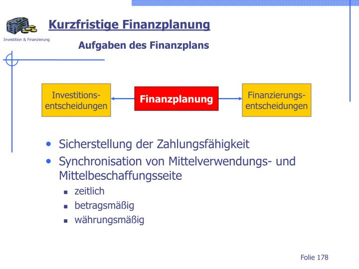 Investitions-