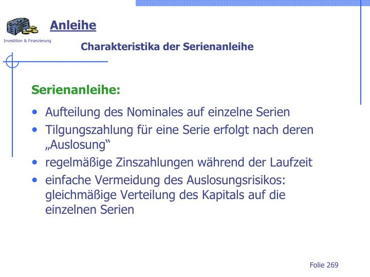 Anleihe