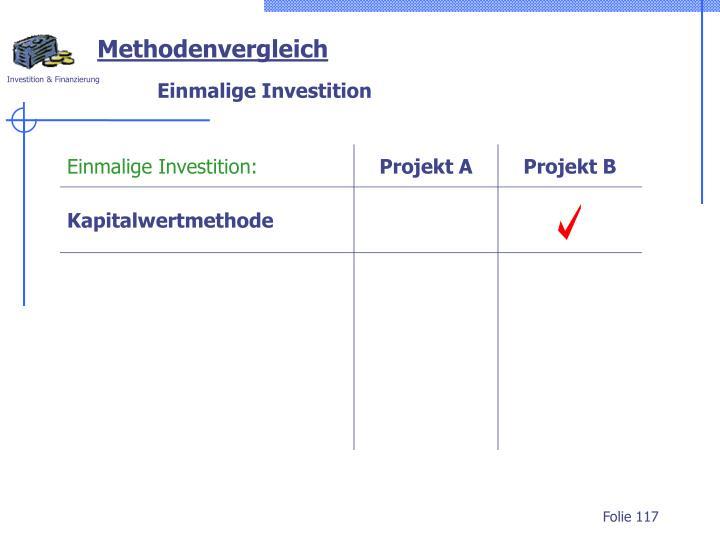 Methodenvergleich