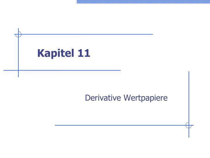 Kapitel 11