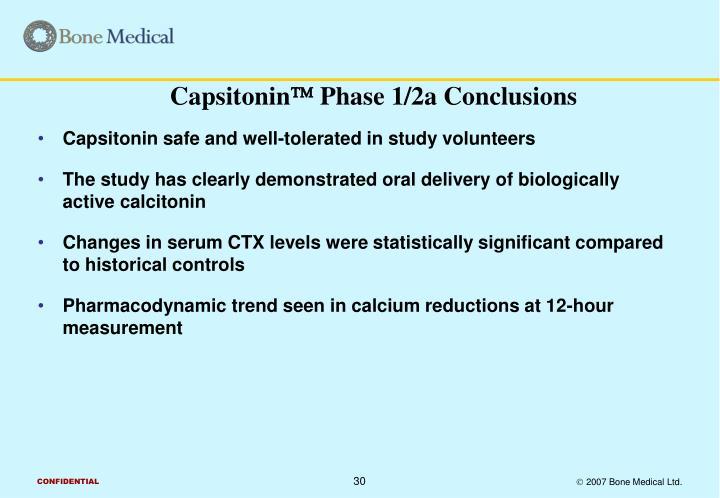 Capsitonin