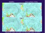 synoptic chart 7 feb 2010 storm