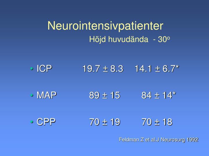 Neurointensivpatienter