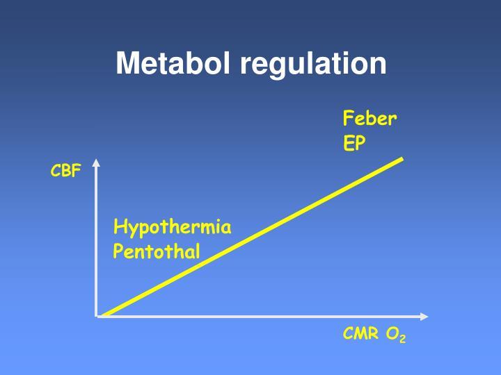 Metabol regulation