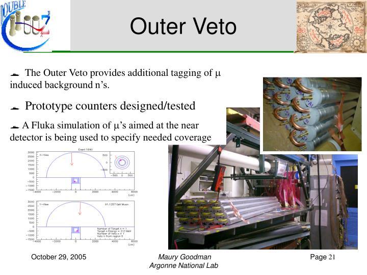 Outer Veto
