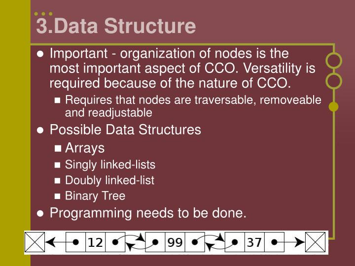 3.Data Structure
