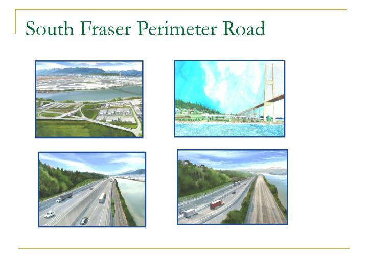 South Fraser Perimeter Road