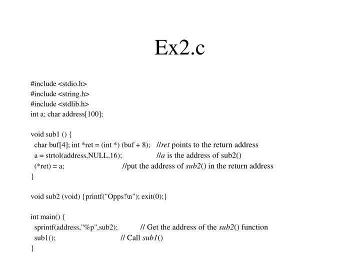 Ex2.c