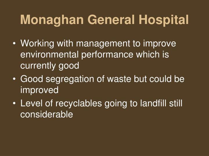 Monaghan General Hospital