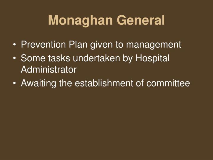 Monaghan General
