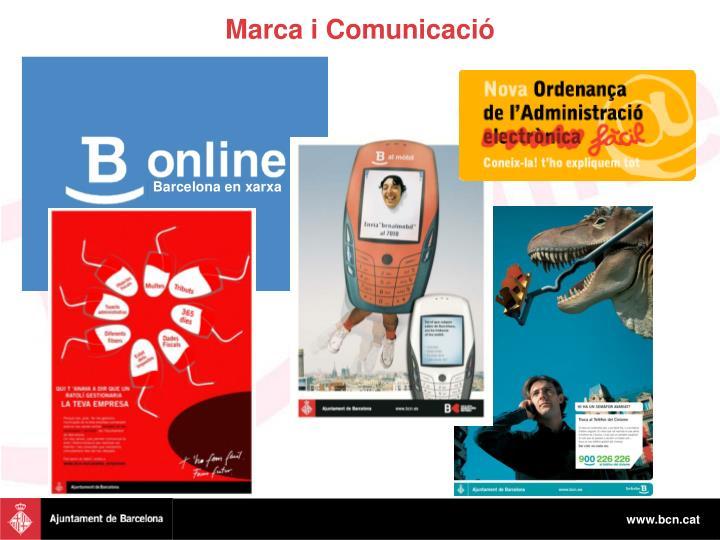 Marca i Comunicació