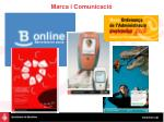 marca i comunicaci