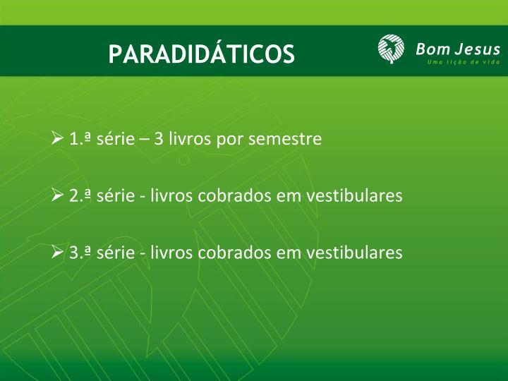 PARADIDÁTICOS