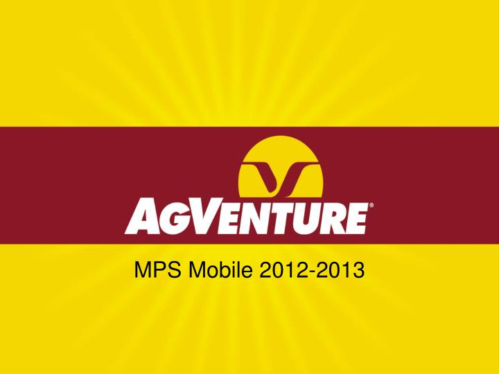 mps mobile 2012 2013