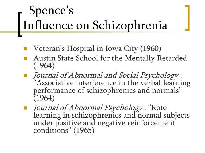 Spence's
