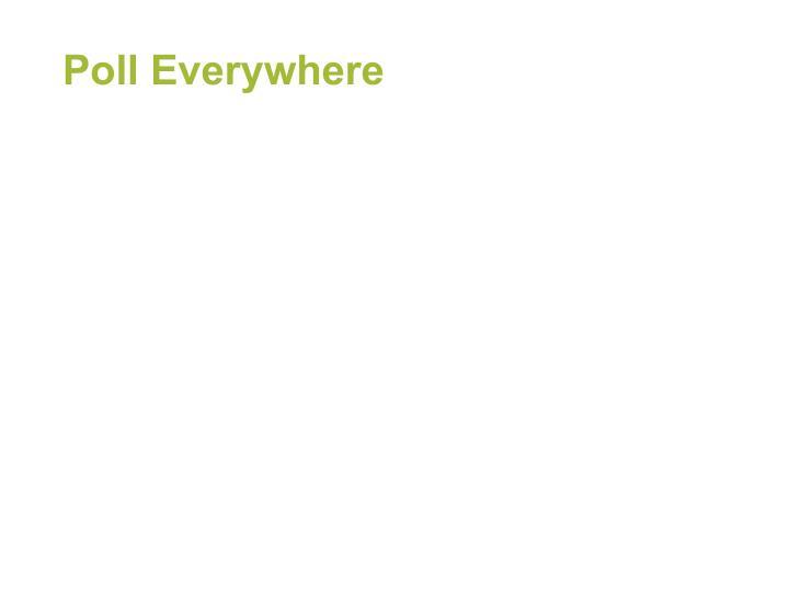 Poll Everywhere