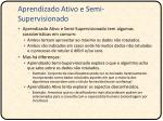 aprendizado ativo e semi supervisionado1