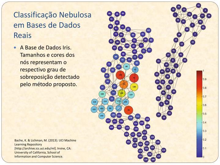 Classificação Nebulosa em Bases de Dados