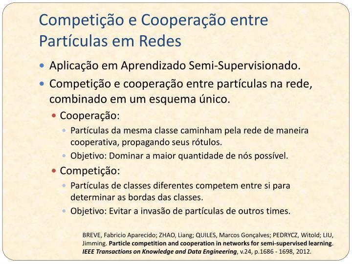 Competição e Cooperação entre