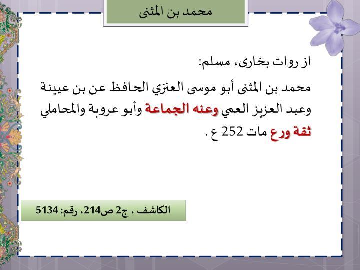 محمد بن