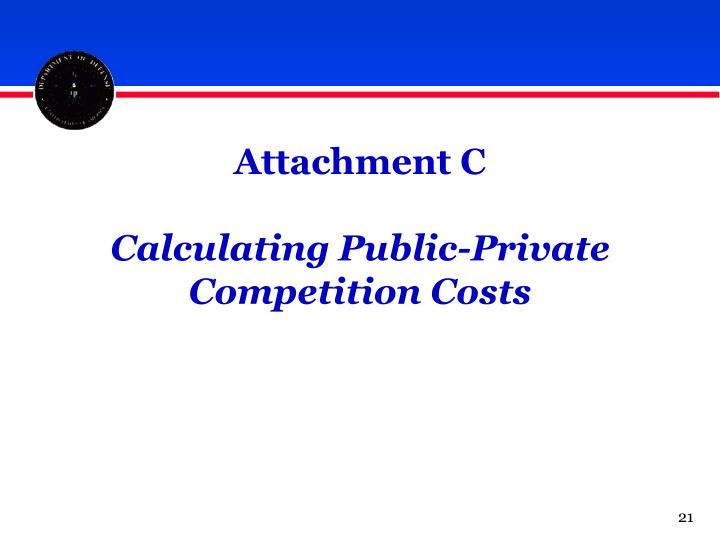 Attachment C