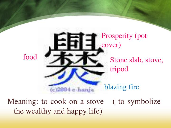 Prosperity (pot cover)