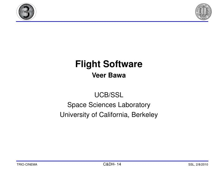 Flight Software