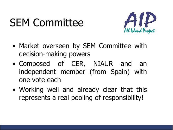 SEM Committee