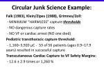 circular junk science example2
