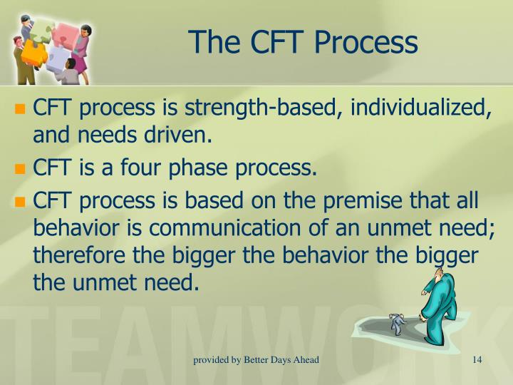 The CFT Process