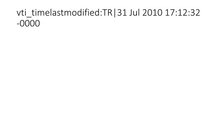Vti timelastmodified tr 31 jul 2010 17 12 32 0000