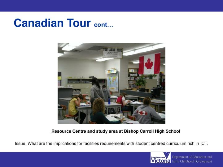 Canadian Tour
