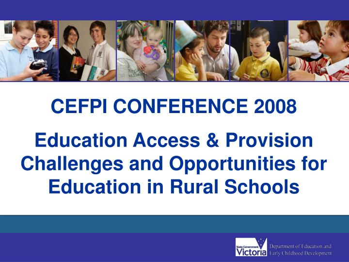 CEFPI CONFERENCE 2008