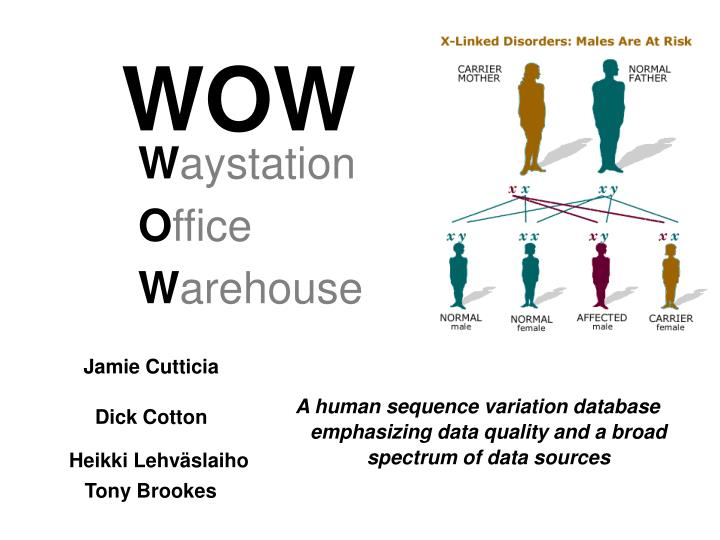 A human sequence variation database emphasizing data quality and a broad spectrum of data sources